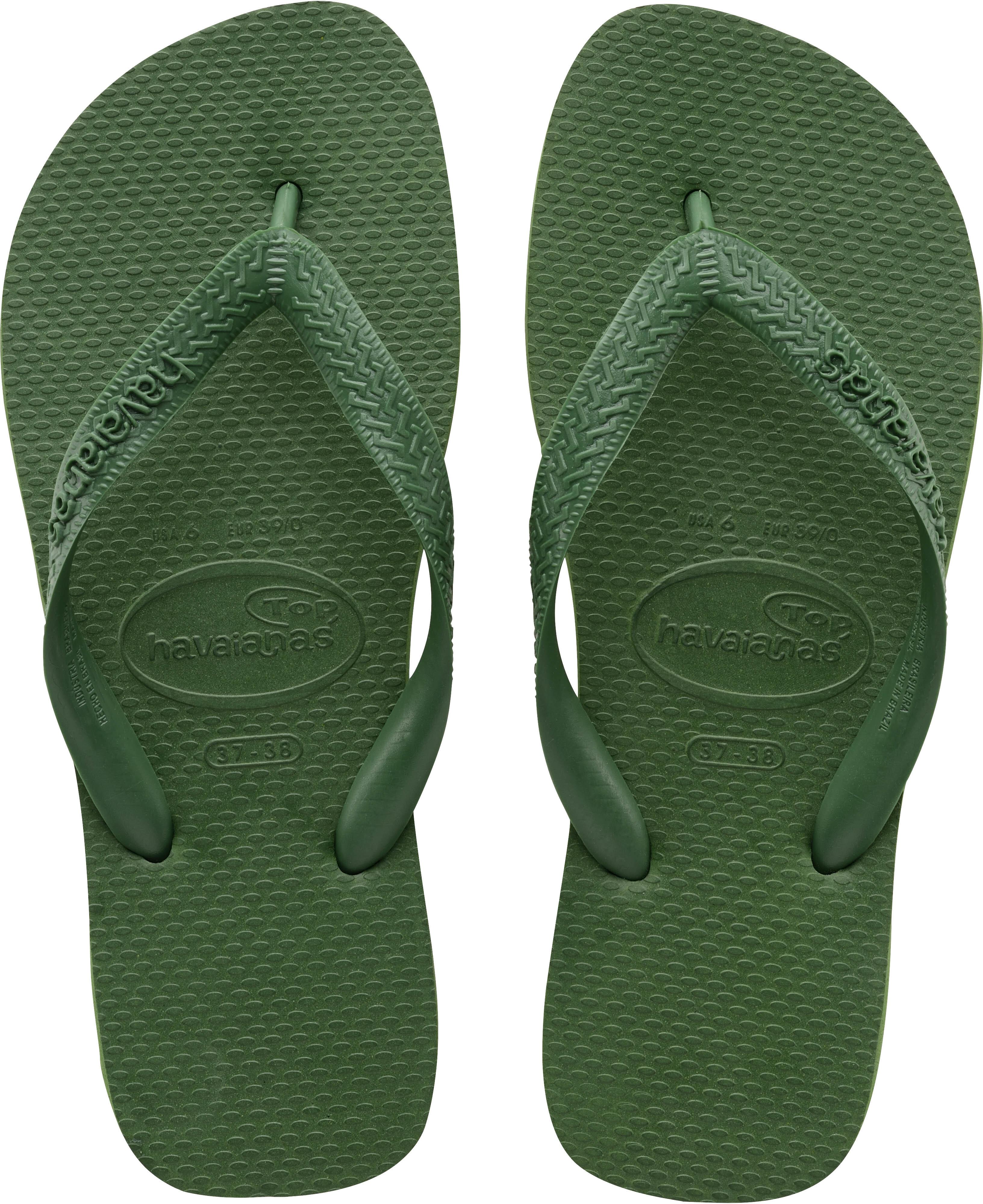 ce06731f52d havaianas Top Sandaler oliven | Find outdoortøj, sko & udstyr på ...